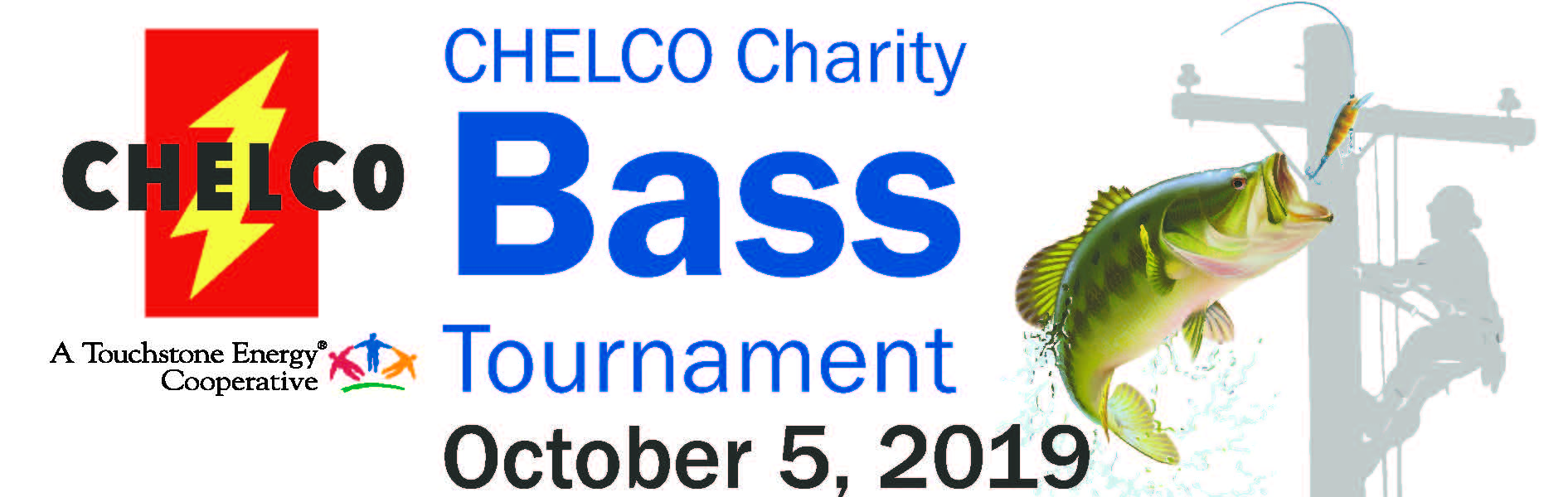 CHELCO Charity Bass Tournament