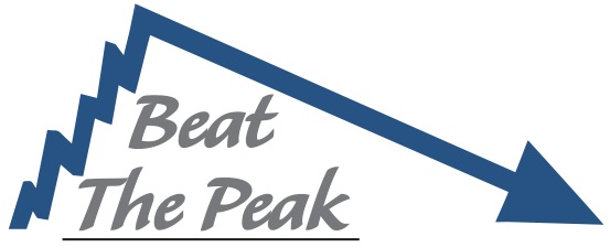 Beat the Peak logo